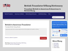 translatebritish.com