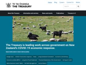 treasury.govt.nz