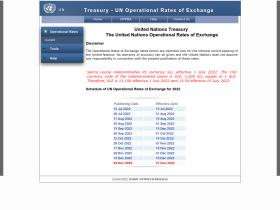 treasury.un.org