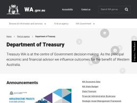 treasury.wa.gov.au
