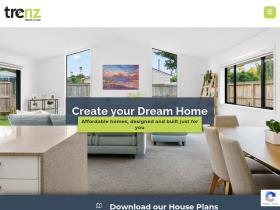 trenzhomes.co.nz
