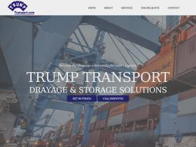 trumptransport.com