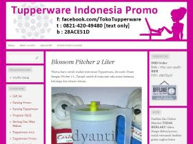 tupperwareindonesiapromo.wordpress.com