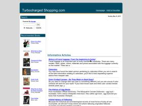 turbochargedshopping.com