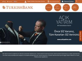 turkishbank.com