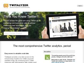twitalyzer.com
