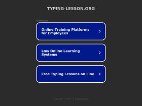 typing-lesson.org