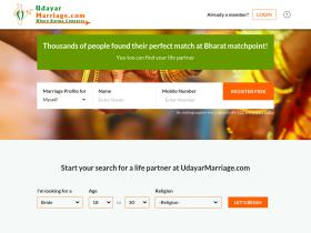 udayarmarriage.com