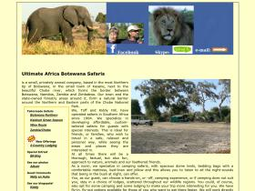 ultimatebotswana.com