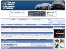 ultimatedrivingmachineforum.com