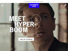 ultimateears.com