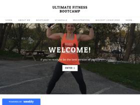 ultimatefitnessbootcamp.org