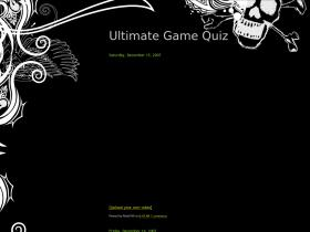 ultimategamequiz.blogspot.com
