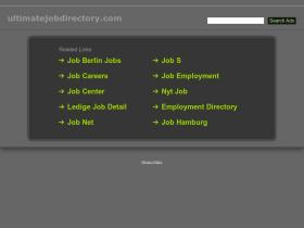 ultimatejobdirectory.com