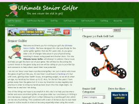 ultimateseniorgolfer.com