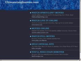 ultimatetamilmovies.com
