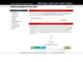 unblockingforfree.info