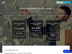 unclaimedcash.com