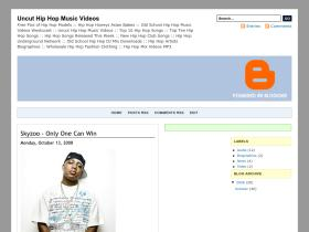 uncut-hip-hop-music-videos.blogspot.com