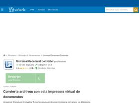 universal-document-converter-win.softonic.com