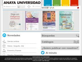 universidad.anaya.es