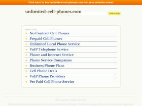 unlimited-cell-phones.com
