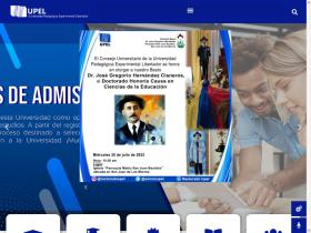 upel.edu.ve