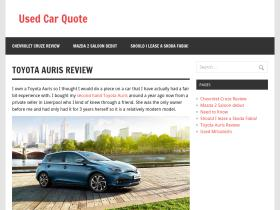 usedcarquote.co.uk