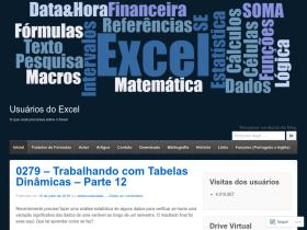 usuariosdoexcel.wordpress.com