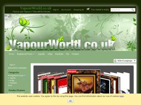 vapourworld.co.uk
