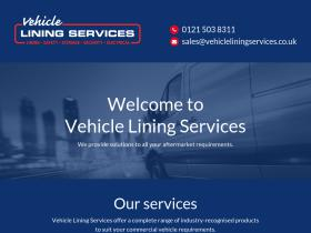 vehicleliningservices.co.uk
