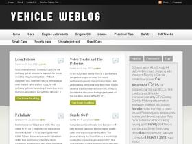 vehicleweblog.com
