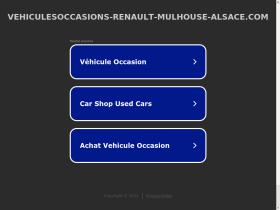 vehiculesoccasions-renault-mulhouse-alsace.com