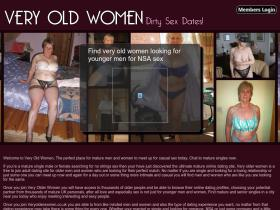 veryoldwomen.co.uk