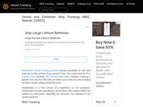 vesseltracking.net