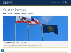 veteranservices.ucmerced.edu