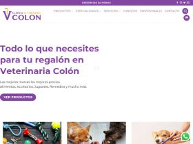 veterinariacolon.cl