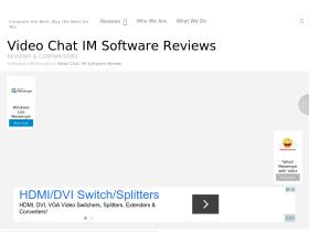 video-chat-im-software-review.toptenreviews.com