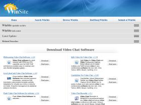 video-chat-software.winsite.com