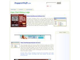 view-chat-history-logs.suggestsoft.com