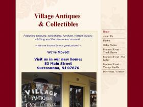 villageantiquesandcollectibles.com