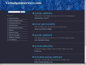 virtualqatarairways.com