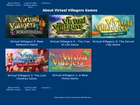 virtualvillagersgame.com