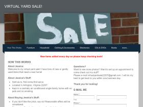 virtualyardsale22207.weebly.com