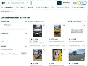 virudhachalam.olx.in