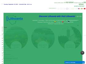 visitlithuania.net