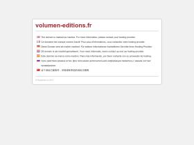 volumen-editions.fr