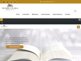 volviendoalabiblia.com.mx