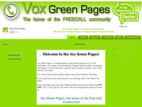 voxgreenpages.co.za