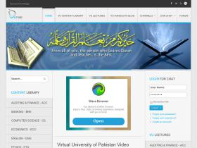 vutube.edu.pk